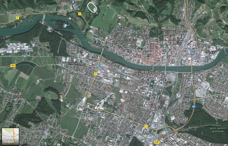 maribor-mapa